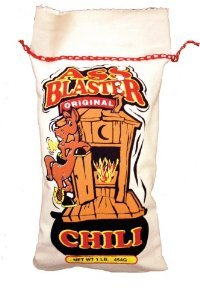 Ass Blaster Chili - These Arizona spices make a bowl of red chili thats beyond c