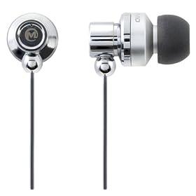 Rakuten - Maximo iM-390 Isolation Earphones For iPod - $17.99 AR