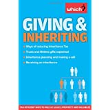 Giving & Inheriting (Which Essential Guides)by Jonquil Lowe