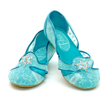 Disney Frozen Elsa Shoes 13/1