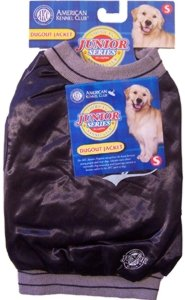 AKC Junior Series Dog Apparel Duggout Jacket Extra Smal
