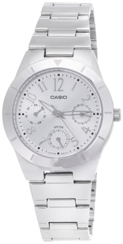 Casio Dress Silver Watch LTP2069D-7A2  Lazada Malaysia
