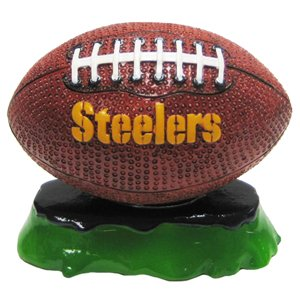Pets first nfl pittsburgh steelers football for Fish store pittsburgh