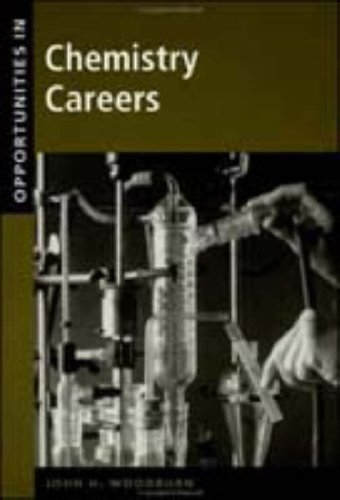 Opportunities in Chemistry Careers