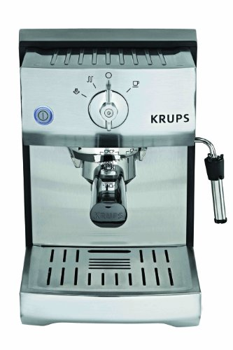 KRUPS XP5240 Pump Espresso Machine with KRUPS Precise Tamp Technology, Stainless Steel Discount