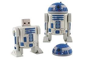 Star War Series R2D2 Robot USB Flash 2.0 Memory Drive Stick Pen Disk 8GB