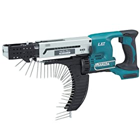 Bare-Tool Makita BFR750Z 18-Volt LXT Lithium-Ion Cordless Autofeed Screwdriver (Tool Only, No Battery)