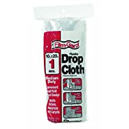 Berry Plastics 626222 Plastic Drop Cloth-10X20 PLASTIC DROP CLOTH