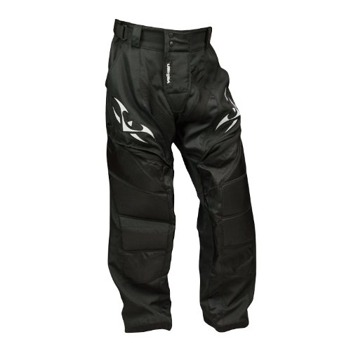 Valken Crusade Hatch Pants, Solid Black Pattern, 4X-Large (Paintball Pants And Jersey compare prices)