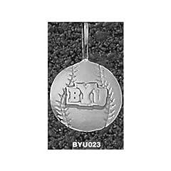 Brigham Young University BYU Baseball - 14K Gold by Logo Art