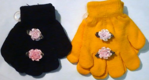 Set of Two Pairs of One Size Magic Gita Gloves