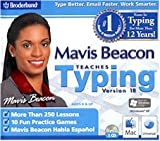 BRAND NEW Broderbund Mavis Beacon Teaches Typing 18 Three Different Keyboard Layouts English Spanish