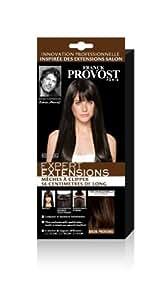 Franck Provost Kit Extensions  à Clipper Brun Profond 56 cm