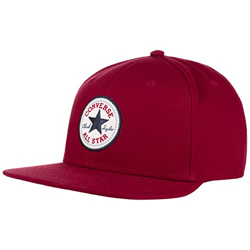 Converse Core Snapback Cap - Back Alley Brick Red