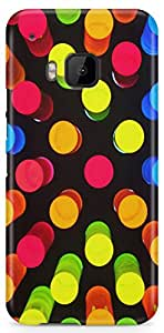 HTC Desire M9 Back Cover by Vcrome,Premium Quality Designer Printed Lightweight Slim Fit Matte Finish Hard Case Back Cover for HTC Desire M9