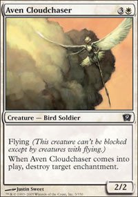 Magic: the Gathering - Aven Cloudchaser - Ninth Edition (Cloudchasers Inc compare prices)