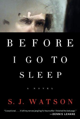 Buchseite und Rezensionen zu 'Before I Go To Sleep' von S. J. Watson