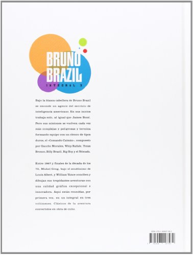 Bruno Brazil. Integral 3