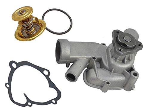 Belt 105c Thermostat For BMW e70 4.8L SALERI Water Pump Gasket Coolant Engine