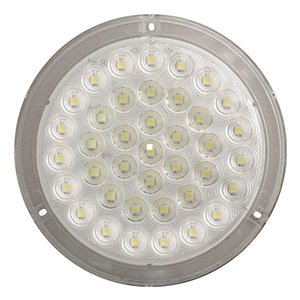 Dome Lamp, Led, 39 Diodes, 12 To 24V