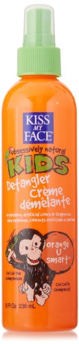 Kiss My Face Orange U Smart Detangler Creme, 8 Fluid Ounce - 1
