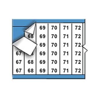 Wire Card Marker (25 tarjetas): Amazon.com: Industrial & Scientific