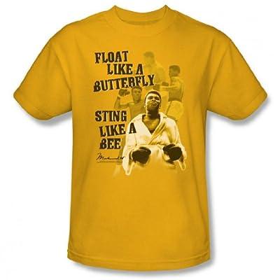 Muhammad Ali Attitude Bee T-Shirt