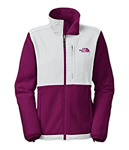 The North Face Women's Denali Fleece Jacket, Parlour Purple