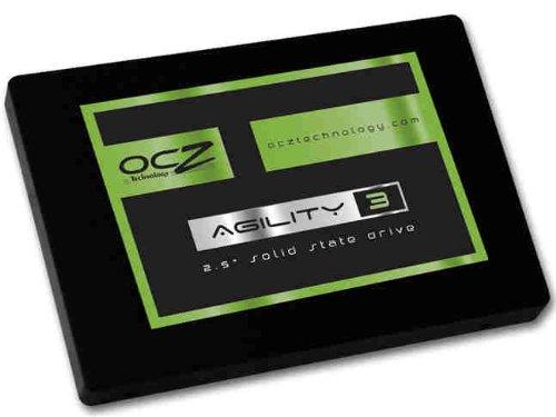 OCZ AGT3-25SAT3-480G 480GB Agility3 2.5 inch SATA III Solid State Drive