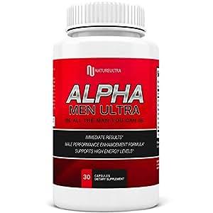 alpha men ultra sexual stimulant for men male performance supplements t. Black Bedroom Furniture Sets. Home Design Ideas