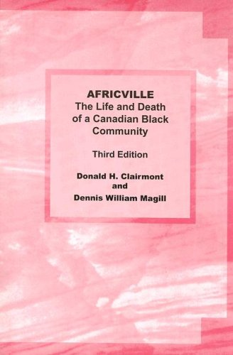 Africville: The Life and Death of a Canadian Black Community