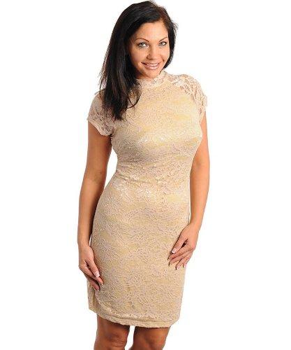 Beige Lace Dress Plus Size Plus Size Lace Dress Beige