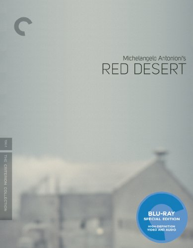 Cover art for  Red Desert (The Criterion Collection) [Blu-ray]