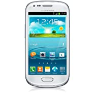 Samsung Galaxy S III Mini - I8190, White (Unlocked)
