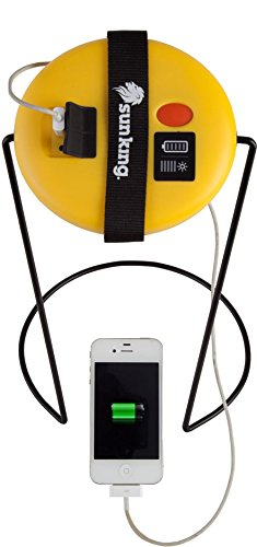 Sun King Pro 2 Led Solar Light And Dual Usb Phone / Mobile Device Charger