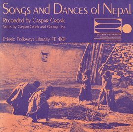 Songs and Dances of Nepal