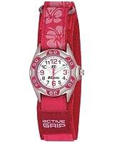 Ravel Girl's Velcro Watch R1507.19