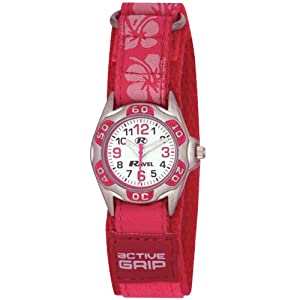 Ravel Girl's Velcro Watch R1507.19