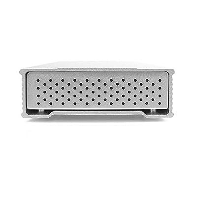 MiniPro 1TB External FireWire 800, USB 3.0 Portable Hard Drive 7200RPM
