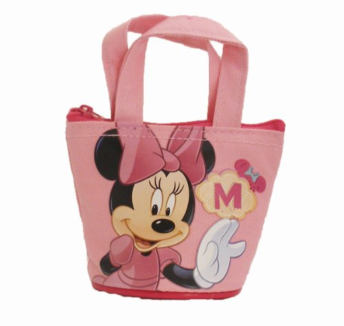 Officially Licensed Disney Mini Handbag Style Coin Purse - Minnie Mouse - 1