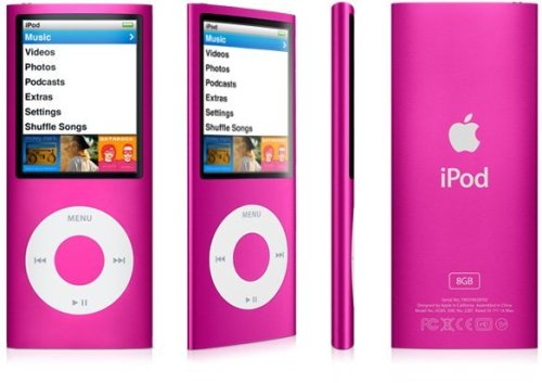 Apple iPod nano 16GB ピンク