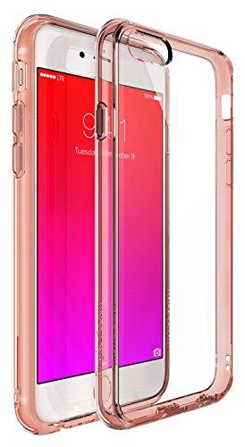funda-iphone-6s-47-ringke-fusion-gratis-protector-de-pantallarose-gold-crystal-cristal-claro-choque-