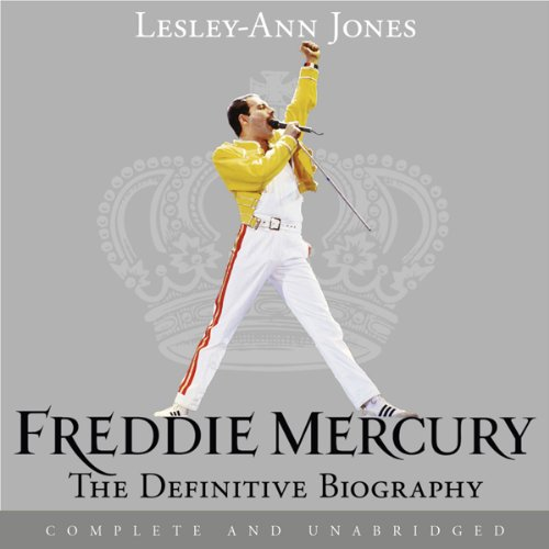 The Definitive Biography - Lesley-Ann jones