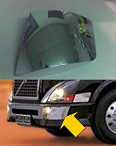 Volvo Bumper Chrome Cap Both Sides