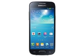 Samsung Galaxy S4 mini Smartphone (10,85 cm (4.27 Zoll) AMOLED-Touchscreen, Micro-Sim, 8 GB interner Speicher, 8 Megapixel Kamera, LTE, NFC, Android 4.2) schwarz