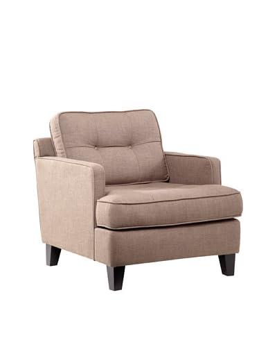 Armen Living Eden Chair, Brown