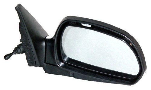 OE Replacement Kia Spectra Passenger Side Mirror Outside Rear View (Partslink Number KI1321109)