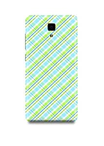 Plaid Xiaomi Mi4 Case