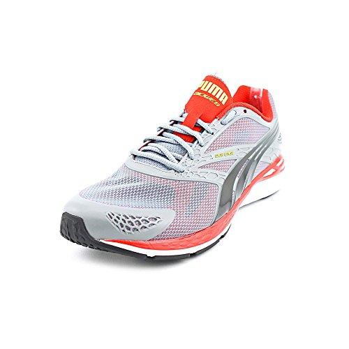 Puma Bioweb Speed Men'S Running 11.5 D(M) Us Silver-Red-Black