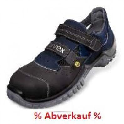 Uvex 6912 chaussures de s curit xenova air sandale s1 chaussures et sacs - Amazon chaussure de securite ...